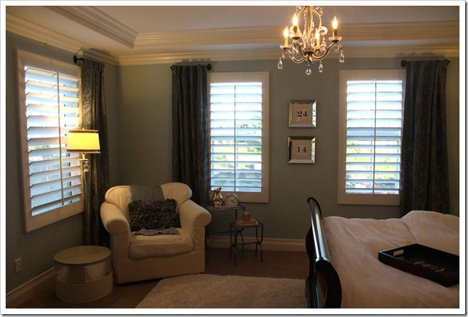 Best 67 Narrow Curtains Just Flanking Windows Images On
