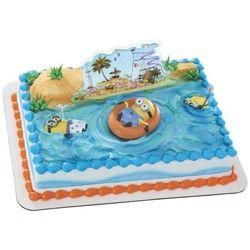Despicable Me 2 Cake Decoration Kits $8.99