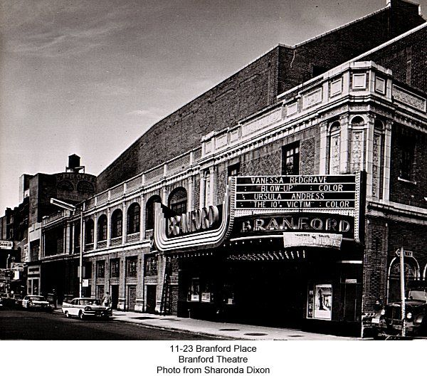 Old Photos Of Newark Nj Comments About Branford Theatre