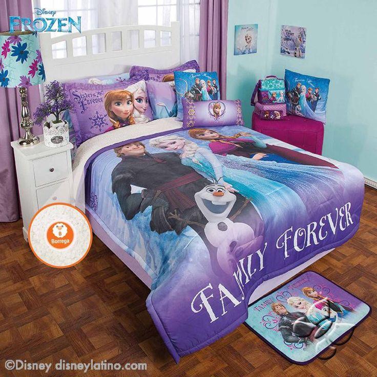 Disney Frozen Comforter Set