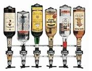 Wall Mount Liquor Pourer - 6 Bottle