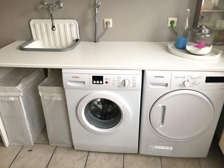 Willkommen in meiner Waschküche