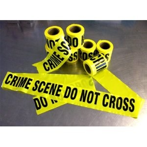 Crime Scene Tape:   Me, Hubby & Kids will be heading to Doses 30th Birthday Party. Pippi planned a Crime scene party!!  Cant wait for fun with long time friends!!!!!!!!!!