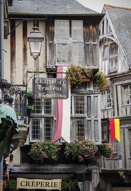 Dinan, région Bretagne