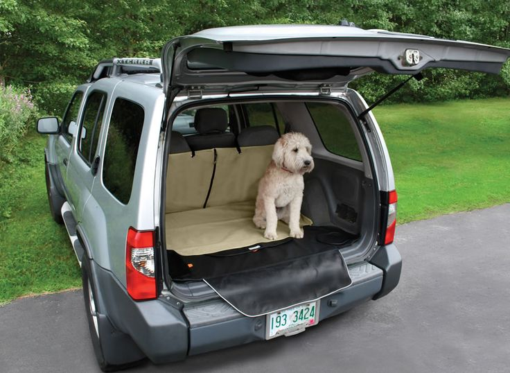 Cargo Cape Boot Liner, great for #dog trips in the car!