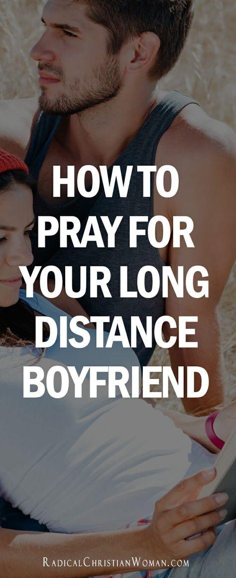 Long distance christian dating advice