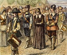 The Massachusetts Bay Colony (1628–1691) was an English settlement on the east coast of North America in the 17th century around the Massachusetts Bay, the northernmost of the several colonies later reorganized as the Province of Massachusetts Bay.