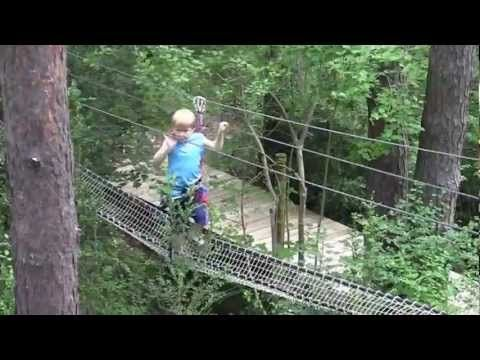 Aventura Pirineos Parque de El Juncaral VILLANUA