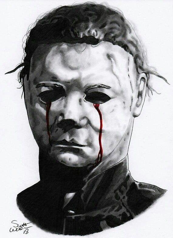 Michael Myers Michael Myers Halloween Michael Myers Horror Freaks