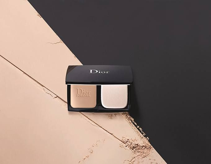 Dior Diorskin Forever Extreme Control Compact Foundation for Fall 2017