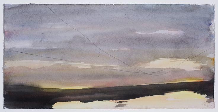 Solitary Lines: Caroline Wright