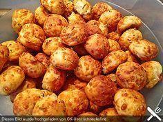 Pizza - Bällchen (Rezept mit Bild) von Sharly0   Chefkoch.de