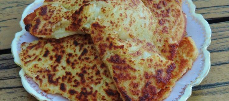 Potato farl; Ierse aardappel pannenkoeken
