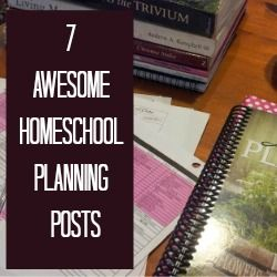 By this time of year most homeschoolers are in the throws of planning their next homeschool year. Each year I return to a few tried and true homeschool planning posts to help me navigate more 'seamlessly' through planning our homeschool year.  I plan the ENTIRE year in the  summer using a few tricks of the trade that I have learned from other homeschoolers and homeschool bloggers. So I thought I might reveal how I plan the entire year in 2 weeks, yes that's right the entire year.