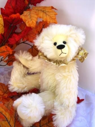 Sunshine - Basking in the fall leaves.  Approximately 16 inches.  $120.00