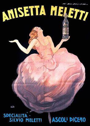 Arte Liberty in Italia - Manifesti - Marcello Dudovich