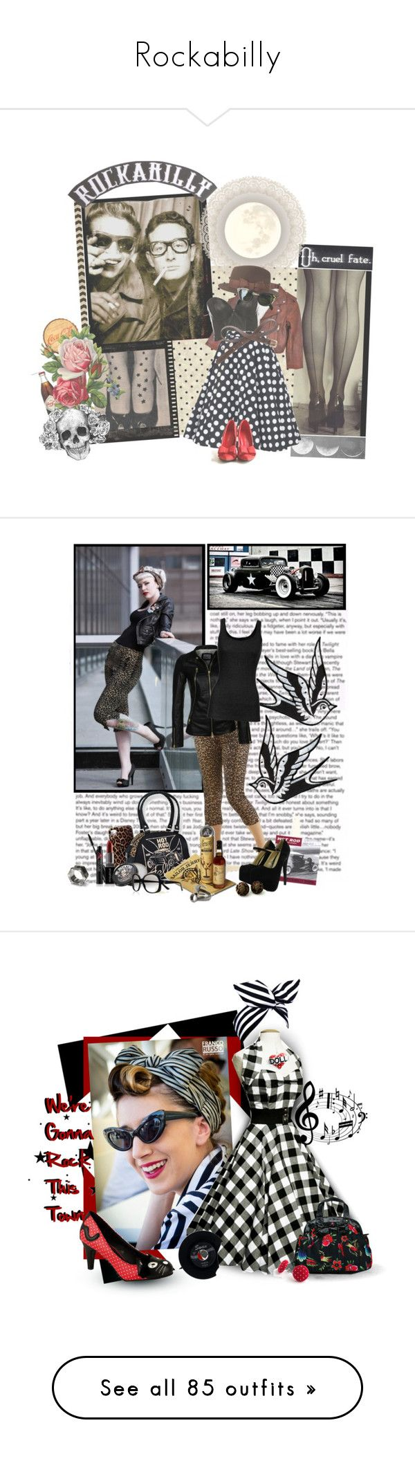 """""""Rockabilly"""" by rorie-burke ❤ liked on Polyvore featuring BOBBY, Zephyr, Maurie & Eve, SOLD Design Lab, Mantaray, Steven Alan, vintage inspired, 1950's inspired, rockabilly inspired and Lucky Brand"""