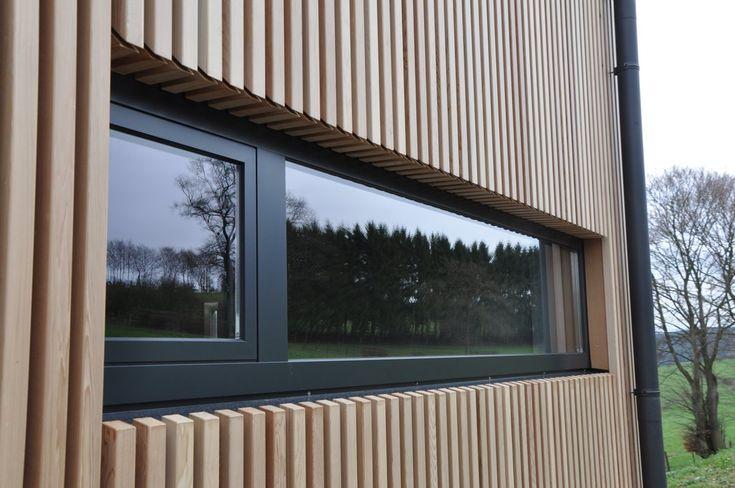 fachada de madeira moderna – Pesquisa Google   – K