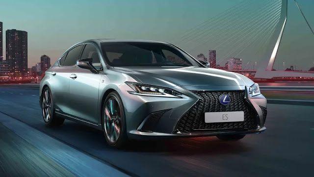2020 Lexus Es300h Pricing And Specs Tojota Kamri Avtomobil Rossiya