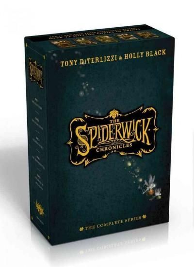 The Spiderwick Chronicles: The Field Guide / The Seeing Stone / Lucinda's Secret / The Ironwood Tree / The Wrath of Mulgrath (The Spiderwick Chronicles)