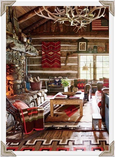 Rustic Cabin Decor