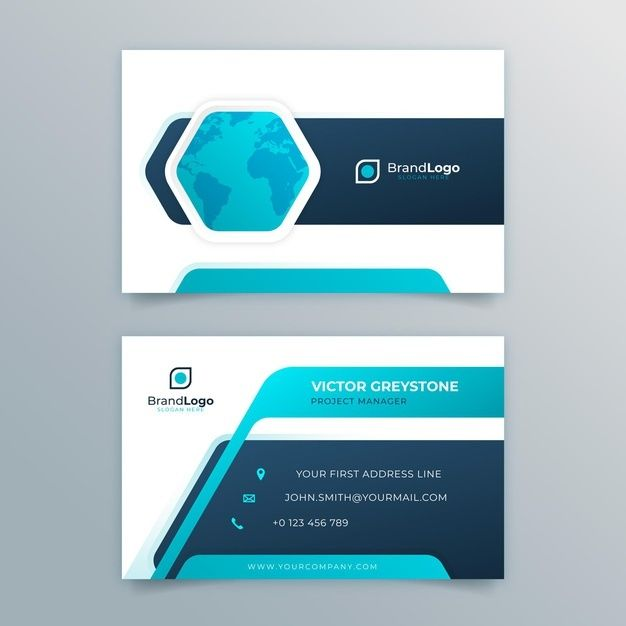 General Business Double Sided Business Card Double Sided Business Cards Business Card Logo Design Printing Business Cards
