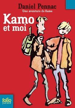 Kamo et moi - Folio Junior - Livres pour enfants - Gallimard Jeunesse