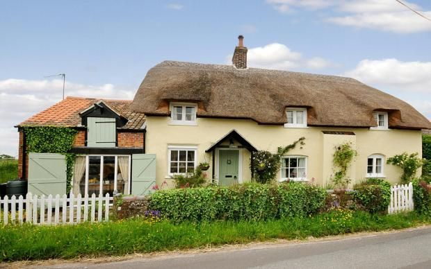 Detached house for sale in East Burton, Wool, Dorset