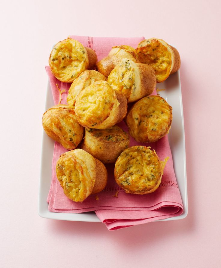 Appetizers Ideas For Christmas Party Part - 39: Mini Cheese Popovers. Thanksgiving AppetizersChristmas AppetizersParty  AppetizersAppetizer IdeasParty ...