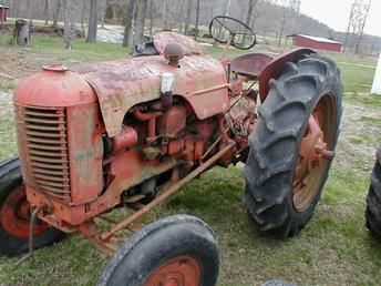 old case tractors for sale | archive for antique tractor advertisements case dc 4