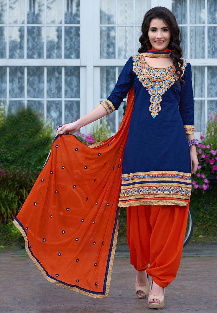 58 best PUNJABI images on Pinterest | Indian wear, India fashion and ...