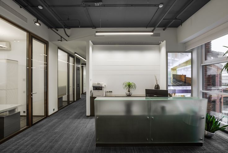 Reception to CEO office