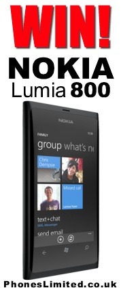 February #Competition - #WIN a Nokia Lumia 800 - #repin #repintowin #pintowin  http://blog.phoneslimited.co.uk/2013/02/07/february-competition-win-a-nokia-lumia-800-windows-phone/
