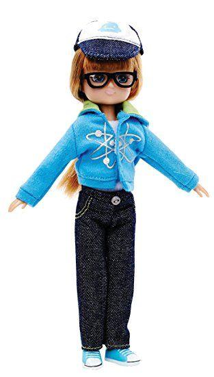Chica robot Muñeca Lottie