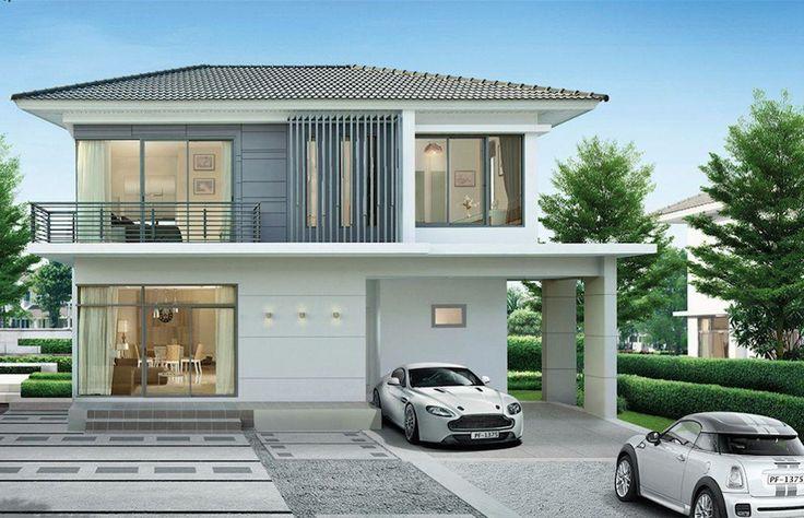 30 fachadas de casas modernas dos sonhos archi plan for 30 fachadas de casas modernas dos sonhos