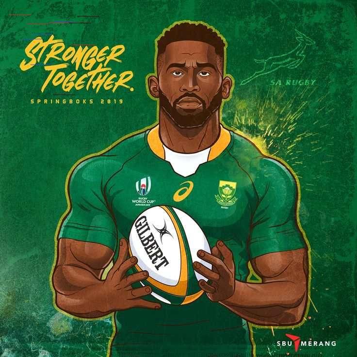 Siya Kolisi In 2020 South Africa Rugby Siya Kolisi Springbok Rugby