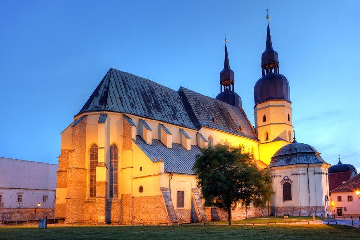 Kostol Sv.Mikuláša, Trnava Slovakia