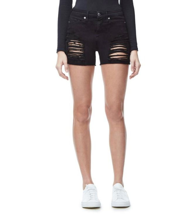 50 Festival Styles That You Won't Want to Throw Out After Coachella - Good American shorts