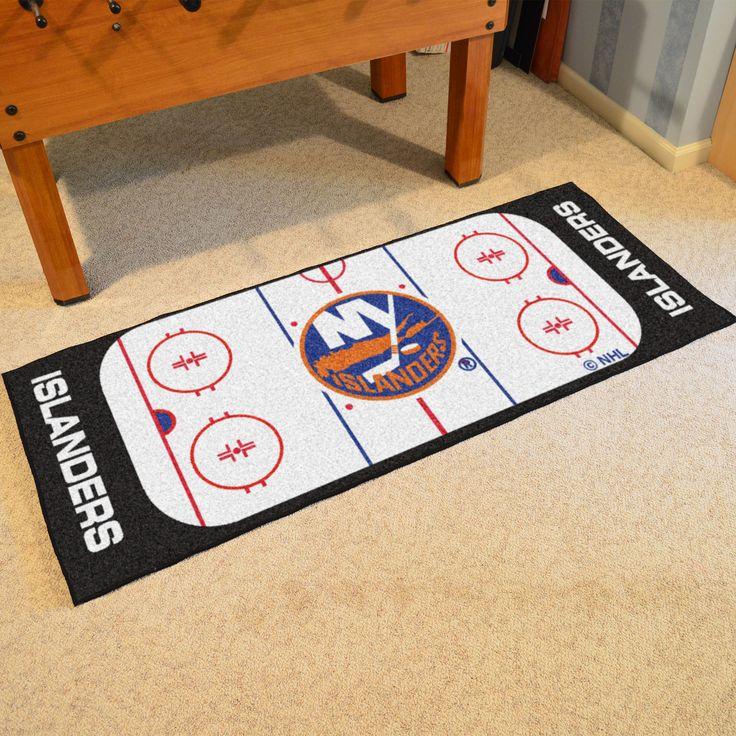New York Islanders Rink Runner Floor runners, Carpet