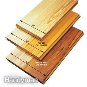 Complete Instructions For Diy Installation Of Easy Care Wide Plank Pine Flooring