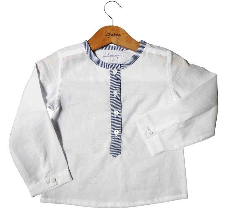Camisa niño mon marcel
