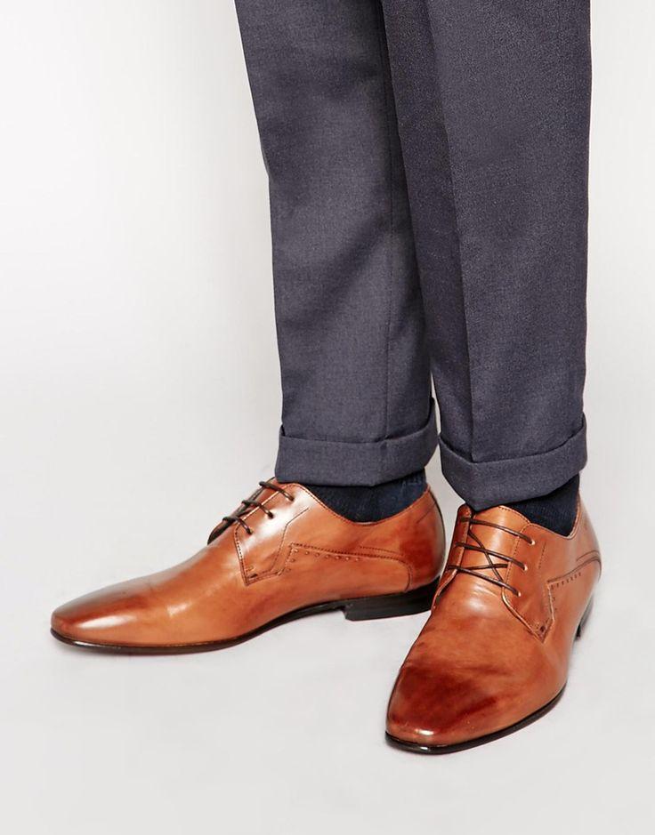 Image 1 - Boss Black - Bondar - Chaussures derby - Marron