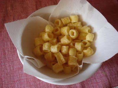 Taties potato snacks