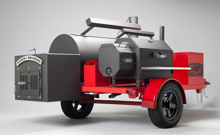 Yoder Commercial Smokers | GrillPro Australia