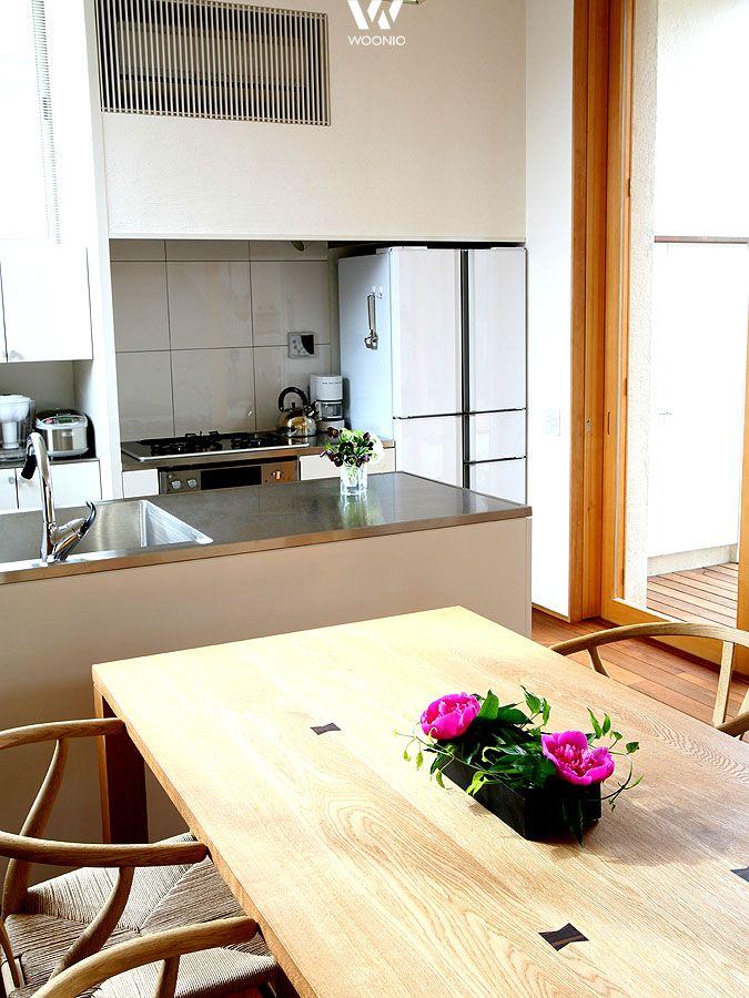 7 besten wohnen Bilder auf Pinterest Esszimmer, Diy möbel und - wohn und essbereich gestalten