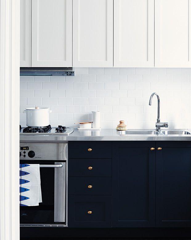 Une cuisine élégante