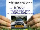 get car insurance for one month with low interest rates