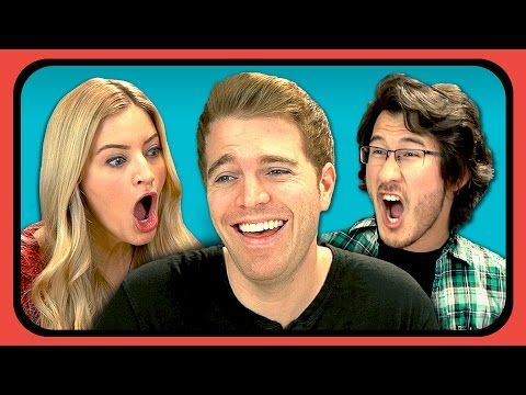 Youtubers React to ME!ME!ME! WEIRD ANIME! AND MARK WHAT DID YOU SAY!!! WHY!!! I STILL LOVE YOU MARK BUT THE #$%&!! MARKIPLIER!