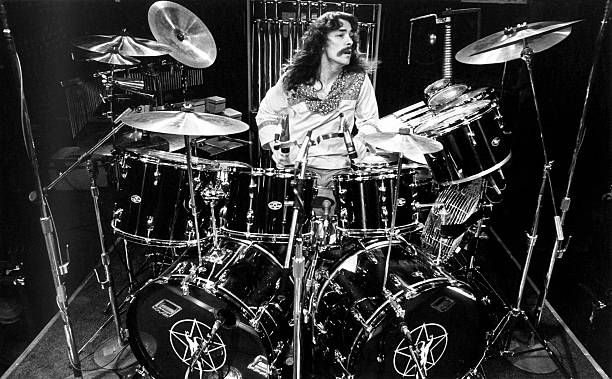 photo of neil peart and rush neil