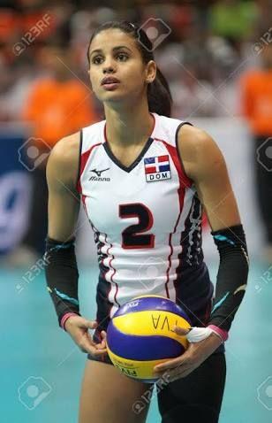 Winifer Maria Fernandez Perez (Dominican Republic)⚫️✔️